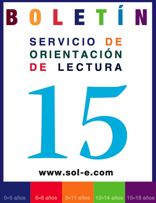 BOLETIN SERVICIO DE ORIENTACIÓN A LA LECTURA. Nº 15. JULIO 2010